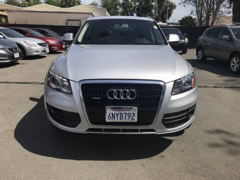 2010 Audi Q5 for sale at EXPRESS CREDIT MOTORS in San Jose CA