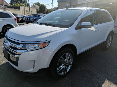 2012 Ford Edge for sale at Richland Motors in Cleveland OH