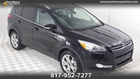 2016 Ford Escape for sale at Excellence Auto Direct in Euless TX