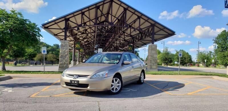2004 Honda Accord for sale at D&C Motor Company LLC in Merriam KS