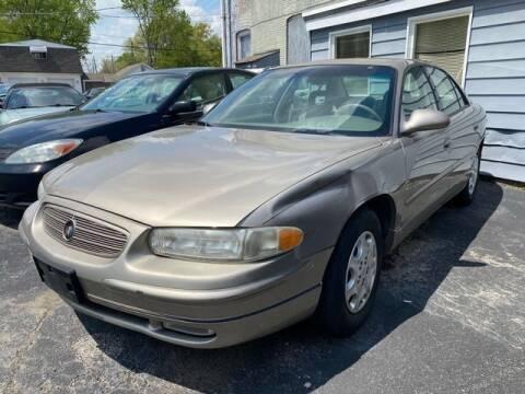 2001 Buick Regal for sale at JC Auto Sales - Suburban Motors in Belleville IL