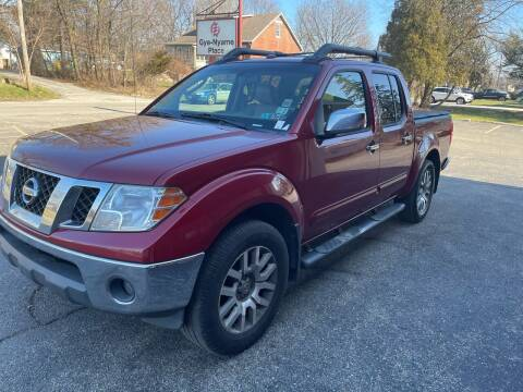 2010 Nissan Frontier for sale at Via Roma Auto Sales in Columbus OH