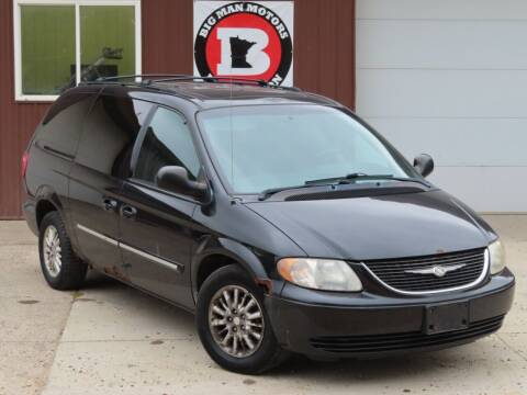 2004 Chrysler Town and Country for sale at Big Man Motors in Farmington MN