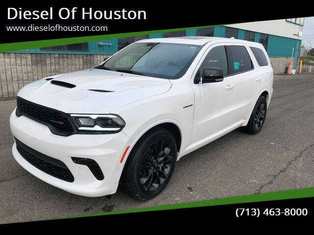 2021 Dodge Durango for sale at Diesel Of Houston in Houston TX
