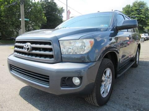 2008 Toyota Sequoia for sale at PRESTIGE IMPORT AUTO SALES in Morrisville PA