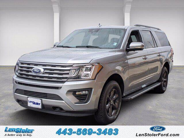 2021 Ford Expedition MAX for sale in Owings Mills, MD