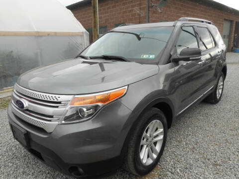 2013 Ford Explorer for sale at Sleepy Hollow Motors in New Eagle PA