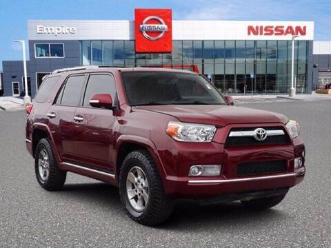 2012 Toyota 4Runner for sale at EMPIRE LAKEWOOD NISSAN in Lakewood CO