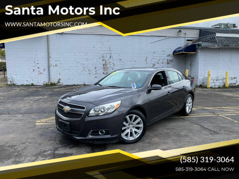 2013 Chevrolet Malibu for sale at Santa Motors Inc in Rochester NY