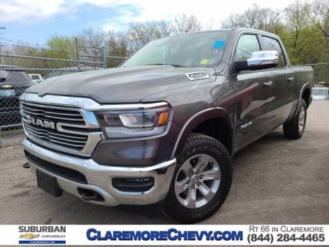 2020 RAM Ram Pickup 1500 for sale at Suburban Chevrolet in Claremore OK