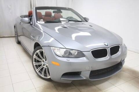 2010 BMW M3 for sale at EMG AUTO SALES in Avenel NJ