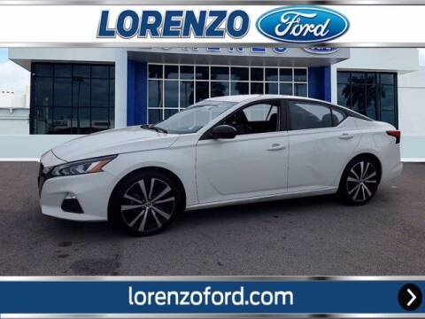 2020 Nissan Altima for sale at Lorenzo Ford in Homestead FL