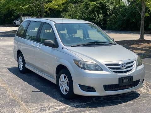 2004 Mazda MPV for sale at Best Deal Auto Sales in Saint Charles MO
