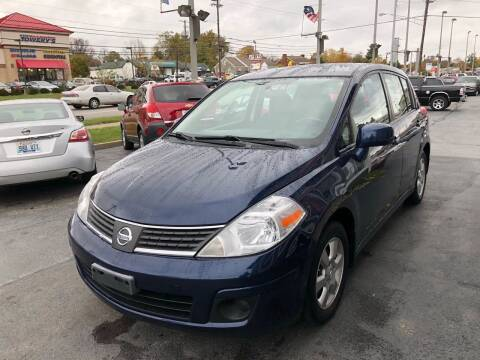 2007 Nissan Versa for sale at Martins Auto Sales in Shelbyville KY