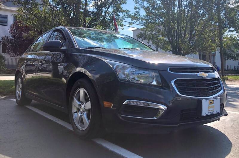 2016 Chevrolet Cruze Limited for sale at Ataboys Auto Sales in Manchester NH