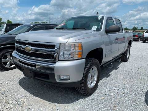 2010 Chevrolet Silverado 1500 for sale at D. C.  Autos in Huntsville AL