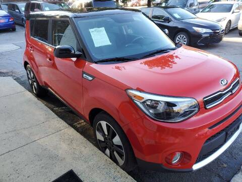 2018 Kia Soul for sale at J Franklin Auto Sales in Macon GA