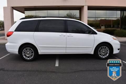 2010 Toyota Sienna for sale at GOLDIES MOTORS in Phoenix AZ