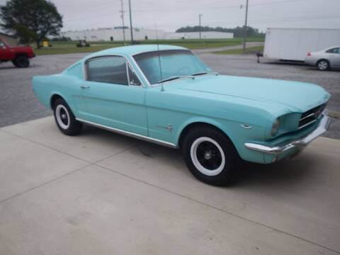 1965 Ford Mustang for sale at Custom Rods and Muscle in Celina OH