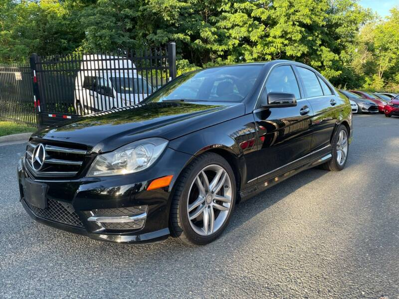 2014 Mercedes-Benz C-Class for sale at Dream Auto Group in Dumfries VA
