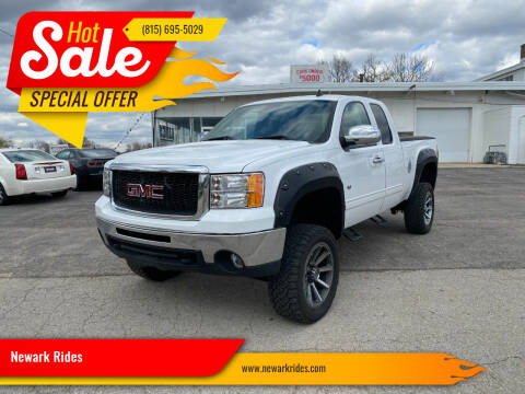 2013 GMC Sierra 1500 for sale at Newark Rides in Newark IL