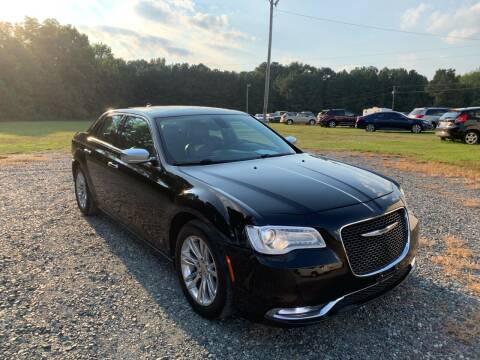 2016 Chrysler 300 for sale at Sanford Autopark in Sanford NC