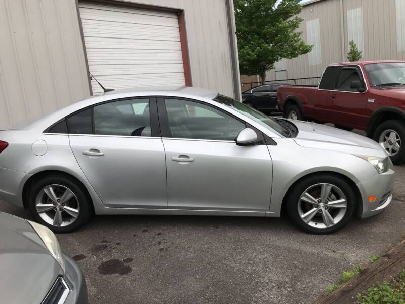 2012 Chevrolet Cruze for sale at Mitchell Motor Company in Madison TN