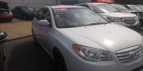 2010 Hyundai Elantra for sale at K J AUTO SALES in Philadelphia PA