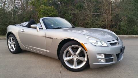 2009 Saturn SKY for sale at Houston Auto Preowned in Houston TX