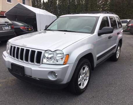 2005 Jeep Grand Cherokee for sale at R & R Motors in Queensbury NY