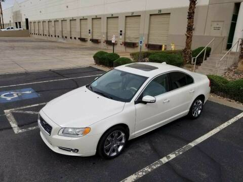 2007 Volvo S80 for sale at LUXE Autos in Las Vegas NV