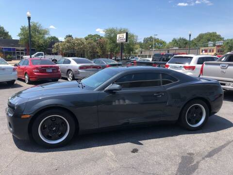 2013 Chevrolet Camaro for sale at BWK of Columbia in Columbia SC