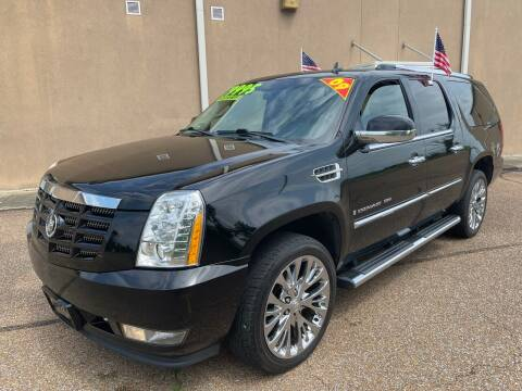 2009 Cadillac Escalade ESV for sale at The Auto Toy Store in Robinsonville MS