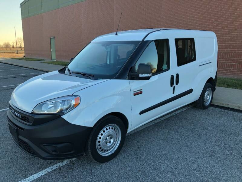 2020 RAM ProMaster City Cargo for sale at Teds Auto Inc in Marshall MO
