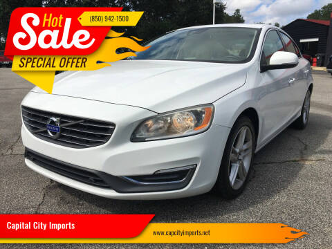 2015 Volvo S60 for sale at Capital City Imports in Tallahassee FL