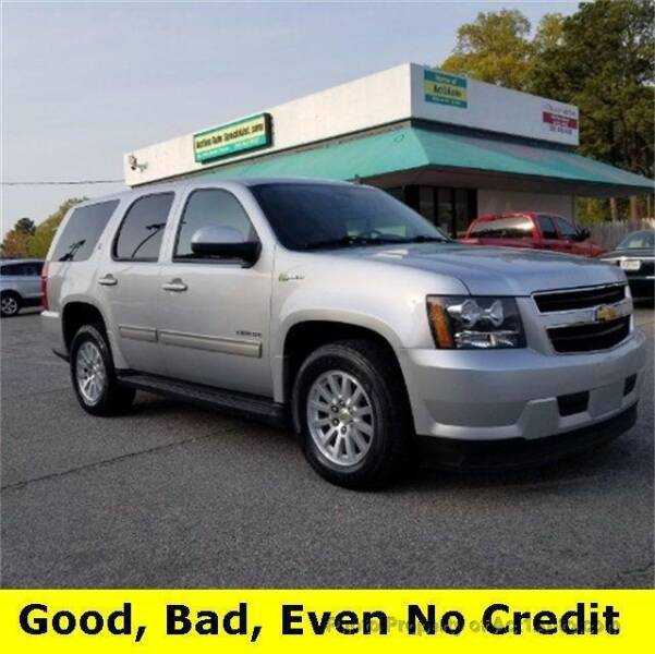 2013 Chevrolet Tahoe Hybrid for sale at Action Auto Specialist in Norfolk VA