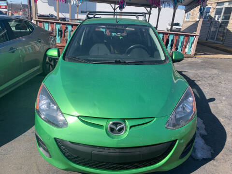 2011 Mazda MAZDA2 for sale at JORDAN AUTO SALES in Youngstown OH