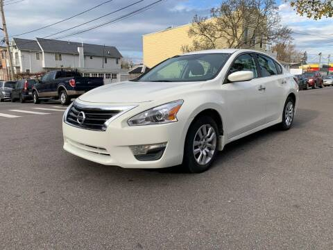 2015 Nissan Altima for sale at Kapos Auto, Inc. in Ridgewood, Queens NY