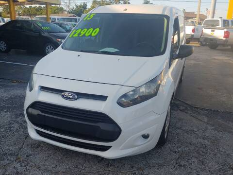 2015 Ford Transit Connect Cargo for sale at Autos by Tom in Largo FL