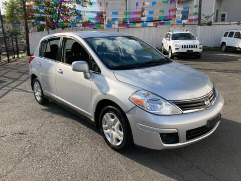 2011 Nissan Versa for sale at B & M Auto Sales INC in Elizabeth NJ
