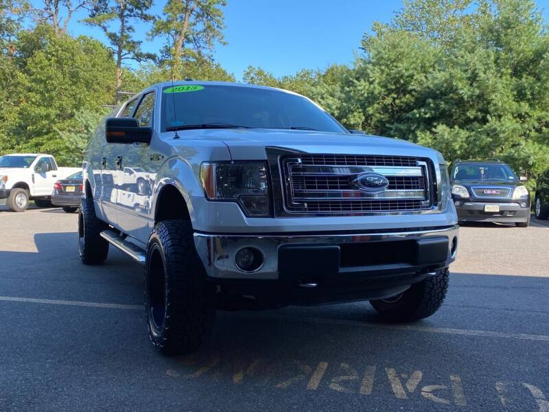 2013 Ford F-150 for sale at JC Motorsports in Egg Harbor City NJ