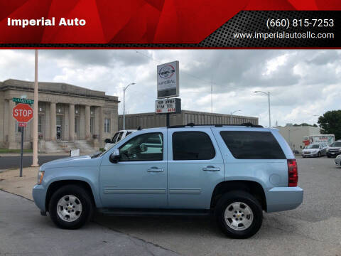 2011 Chevrolet Tahoe for sale at Imperial Auto of Marshall in Marshall MO
