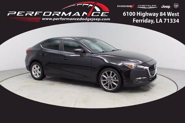 2018 Mazda MAZDA3 for sale at Performance Dodge Chrysler Jeep in Ferriday LA