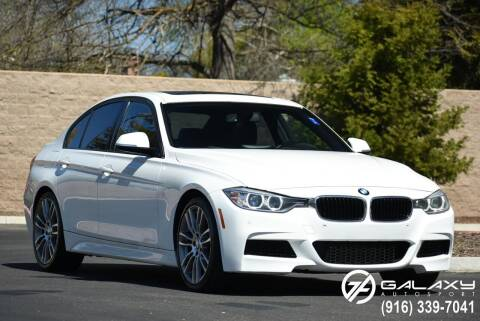 2014 BMW 3 Series for sale at Galaxy Autosport in Sacramento CA