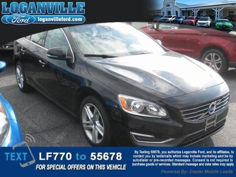 2015 Volvo S60 for sale at Loganville Quick Lane and Tire Center in Loganville GA