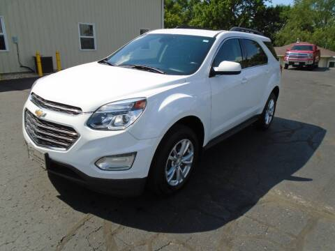 2017 Chevrolet Equinox for sale at Ritchie Auto Sales in Middlebury IN