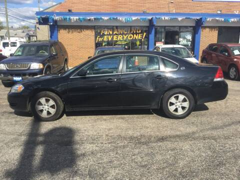 2007 Chevrolet Impala for sale at Duke Automotive Group in Cincinnati OH