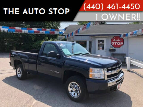 2011 Chevrolet Silverado 1500 for sale at The Auto Stop in Painesville OH