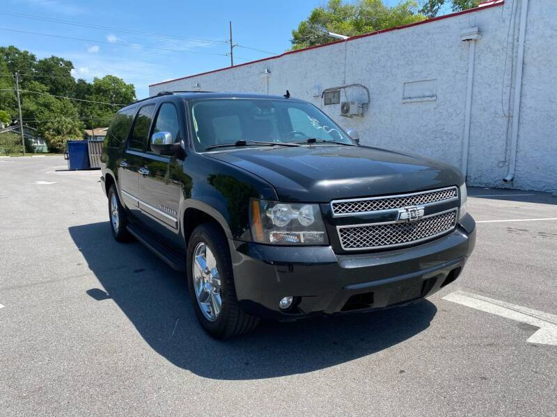 2011 Chevrolet Suburban for sale at LUXURY AUTO MALL in Tampa FL