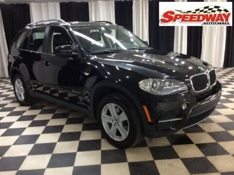 2013 BMW X5 for sale at SPEEDWAY AUTO MALL INC in Machesney Park IL